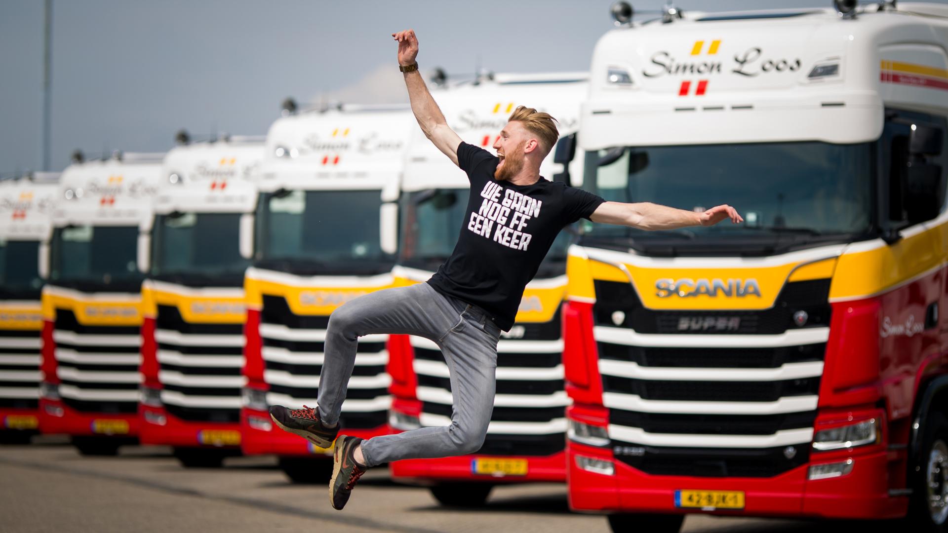 Martijn Kuipers - T-shirt 'We gaan nog ff een keer'